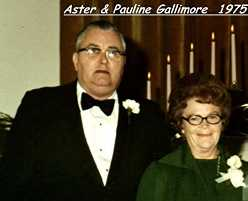 Aster & Pauline Gallimore * photo 1975